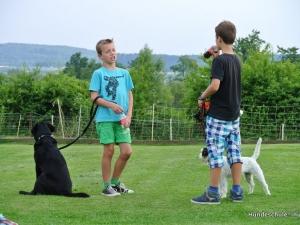 Jugend und Hund Juli